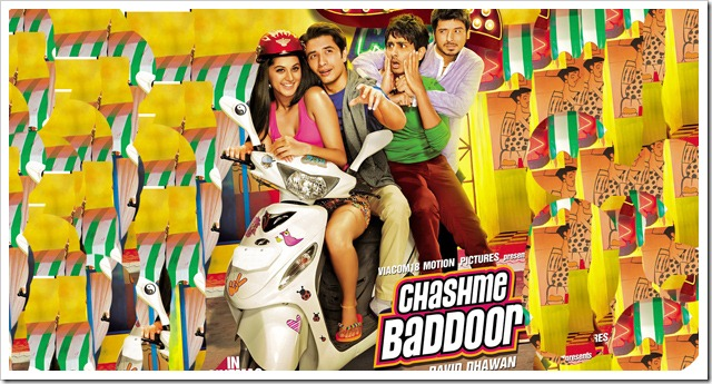 Chashme Baddoor REFLECTIONS 2013: Surprises Packages 2013