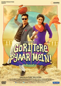 Gori Tere Pyaar Mein DVD Packshot 212x300 Gori Tere Pyaar Mein Released on DVD!