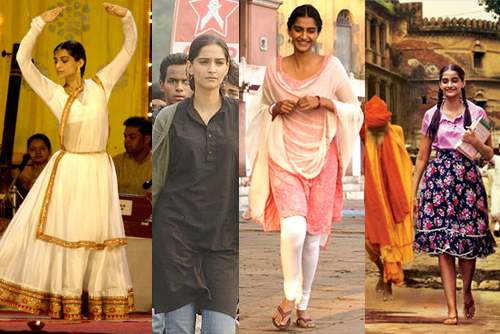 SonamRaanjhanaa REFLECTIONS 2013: 10 Best Looks of 2013