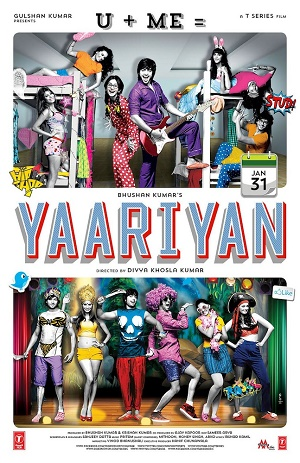 YaariyanPoster Yaariyan Music Review