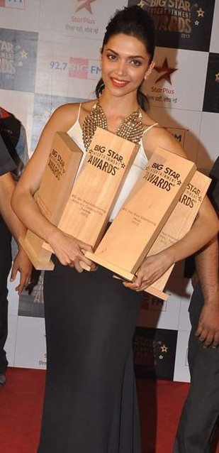 deepikabseawards Big Star Entertainment Winners List