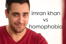 Imran Khan's thought provoking video on Section 377