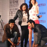 metroshoes10 185x185 Metro Shoes Shoes for a new race with Kalki Koelchin, Rannvijay & Varun Dhawan