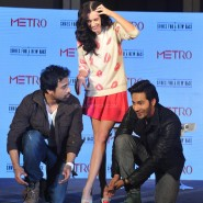 metroshoes6 185x185 Metro Shoes Shoes for a new race with Kalki Koelchin, Rannvijay & Varun Dhawan