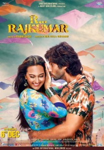 r...rajkumarposter2 207x300 R…Rajkumar grosses Rs. 45.77 crore worldwide in the opening weekend