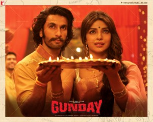 14jan Gunday Wall24 300x240 Ranveer Singh: Gunday is a traditional cinematic Hindi film   a mass entertainer, but it also has substance and credibility