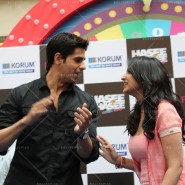 14jan HTP MnG01 185x185 Sidharth and Parineeti at Hasee Toh Phasee Meet and Greet