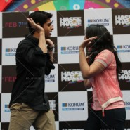 14jan HTP MnG02 185x185 Sidharth and Parineeti at Hasee Toh Phasee Meet and Greet