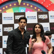 14jan HTP MnG05 185x185 Sidharth and Parineeti at Hasee Toh Phasee Meet and Greet