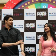14jan HTP MnG10 185x185 Sidharth and Parineeti at Hasee Toh Phasee Meet and Greet