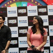14jan HTP MnG12 185x185 Sidharth and Parineeti at Hasee Toh Phasee Meet and Greet