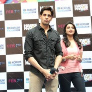 14jan HTP MnG13 185x185 Sidharth and Parineeti at Hasee Toh Phasee Meet and Greet