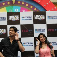 14jan HTP MnG16 185x185 Sidharth and Parineeti at Hasee Toh Phasee Meet and Greet