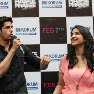 14jan HTP MnG17 185x185 Sidharth and Parineeti at Hasee Toh Phasee Meet and Greet