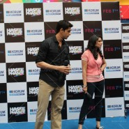 14jan HTP MnG18 185x185 Sidharth and Parineeti at Hasee Toh Phasee Meet and Greet