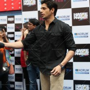 14jan HTP MnG20 185x185 Sidharth and Parineeti at Hasee Toh Phasee Meet and Greet