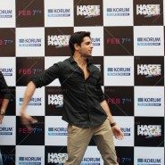 14jan HTP MnG21 185x185 Sidharth and Parineeti at Hasee Toh Phasee Meet and Greet