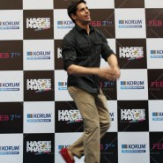 14jan HTP MnG23 185x185 Sidharth and Parineeti at Hasee Toh Phasee Meet and Greet