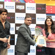 14jan HTP MnG25 185x185 Sidharth and Parineeti at Hasee Toh Phasee Meet and Greet
