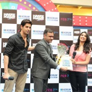 14jan HTP MnG27 185x185 Sidharth and Parineeti at Hasee Toh Phasee Meet and Greet