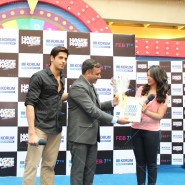 14jan HTP MnG28 185x185 Sidharth and Parineeti at Hasee Toh Phasee Meet and Greet