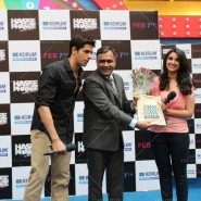 14jan HTP MnG29 185x185 Sidharth and Parineeti at Hasee Toh Phasee Meet and Greet
