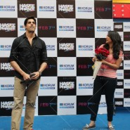 14jan HTP MnG31 185x185 Sidharth and Parineeti at Hasee Toh Phasee Meet and Greet