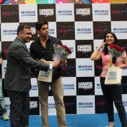 14jan HTP MnG32 185x185 Sidharth and Parineeti at Hasee Toh Phasee Meet and Greet