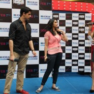 14jan HTP MnG35 185x185 Sidharth and Parineeti at Hasee Toh Phasee Meet and Greet