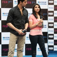 14jan HTP MnG36 185x185 Sidharth and Parineeti at Hasee Toh Phasee Meet and Greet
