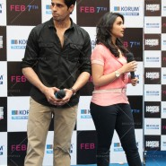 14jan HTP MnG37 185x185 Sidharth and Parineeti at Hasee Toh Phasee Meet and Greet