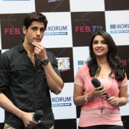 14jan HTP MnG41 185x185 Sidharth and Parineeti at Hasee Toh Phasee Meet and Greet