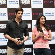 14jan HTP MnG43 185x185 Sidharth and Parineeti at Hasee Toh Phasee Meet and Greet