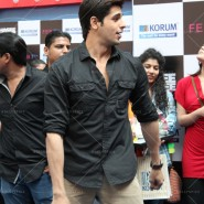 14jan HTP MnG54 185x185 Sidharth and Parineeti at Hasee Toh Phasee Meet and Greet