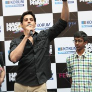 14jan HTP MnG65 185x185 Sidharth and Parineeti at Hasee Toh Phasee Meet and Greet