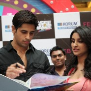 14jan HTP MnG76 185x185 Sidharth and Parineeti at Hasee Toh Phasee Meet and Greet