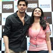 14jan HTP MnG79 185x185 Sidharth and Parineeti at Hasee Toh Phasee Meet and Greet