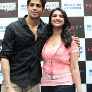 14jan HTP MnG80 185x185 Sidharth and Parineeti at Hasee Toh Phasee Meet and Greet