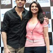 14jan HTP MnG81 185x185 Sidharth and Parineeti at Hasee Toh Phasee Meet and Greet