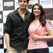 14jan HTP MnG82 185x185 Sidharth and Parineeti at Hasee Toh Phasee Meet and Greet