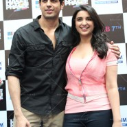 14jan HTP MnG83 185x185 Sidharth and Parineeti at Hasee Toh Phasee Meet and Greet