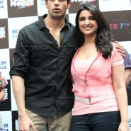 14jan HTP MnG84 185x185 Sidharth and Parineeti at Hasee Toh Phasee Meet and Greet