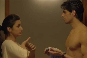 14jan HTP SidharthShirtlessScene 300x200 What Sidharth did for his shirtless scene in Hasee Toh Phasee