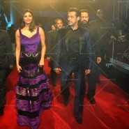 14jan JaiHoDubai11 185x185 IN PICTURES: Salman Khan and Daisy Shah at Jai Ho premiere in Dubai