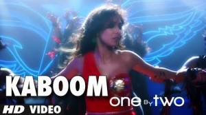 14jan Kaboom 1by2 300x167 One by Two goes Kaboom