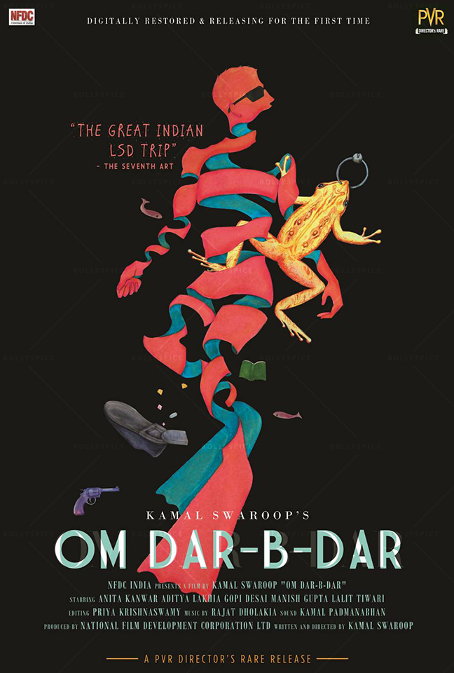 14jan Om Dar B Dar Directors Rare: Om Dar B Dar digitally restored and releasing soon