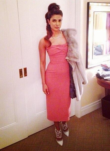 14jan Priyanka GoldenGlobes02 Priyanka spotted at the Golden Globes
