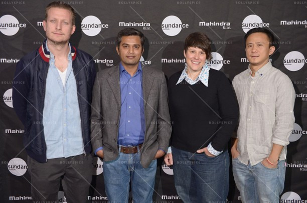 Sundance Institute Mahindra Global Filmmaking Award Reception - 2014 Sundance Film Festival