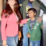 14jan TeamJaiHo Sholay3D20 185x185 IN PICTURES: Team Jai Ho watch Sholay 3D at PVR, Juhu