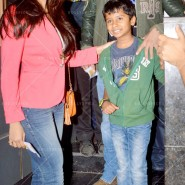 14jan TeamJaiHo Sholay3D21 185x185 IN PICTURES: Team Jai Ho watch Sholay 3D at PVR, Juhu